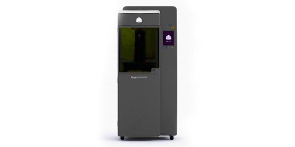 3D-принтер 3DSystems ProJet® 6000 HD