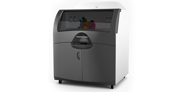 3D-принтер 3DSystems ProJet® 860Pro (ZPrinter 850)