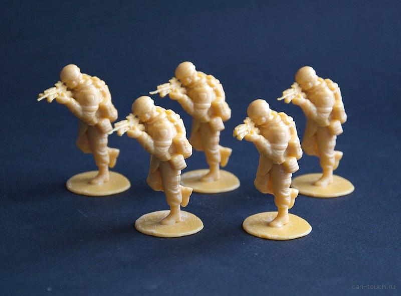 3D-печать, историческая миниатюра