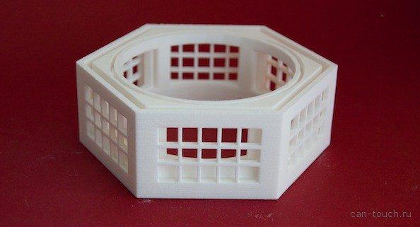 Быстрое  прототипирование: создаем каркас для лабораторной установки