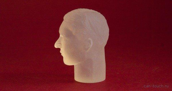 Создаем историческую миниатюру генерала Каппеля при помощи 3D-печати