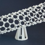 Создаем модель нанотрубки для презентации при помощи 3D-печати