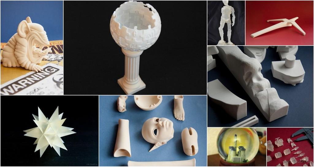 итоги, 3D-печать