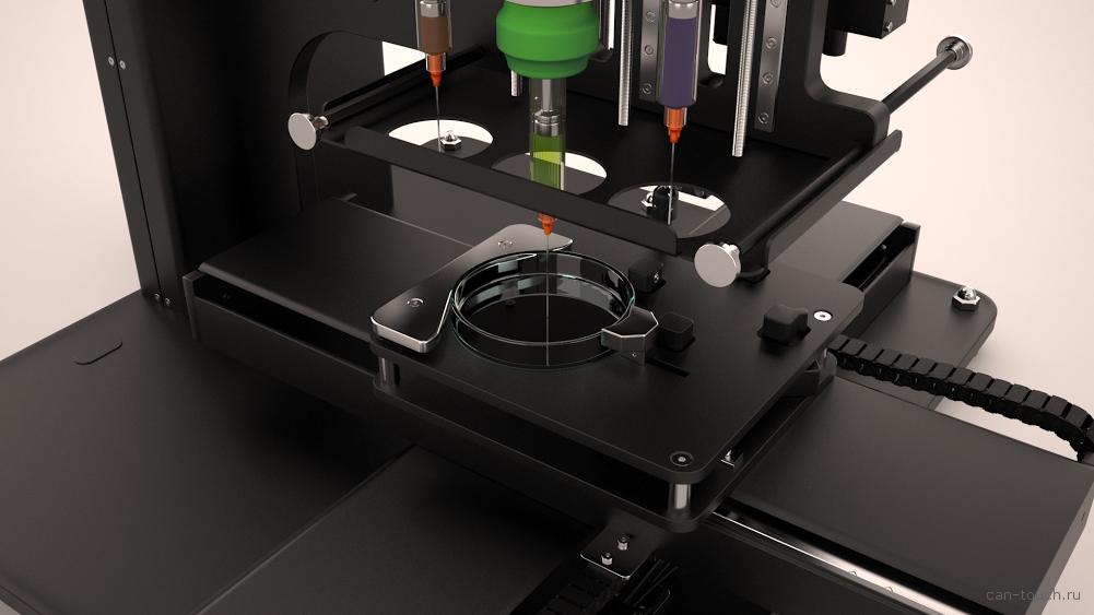 биопечать, 3D-печать
