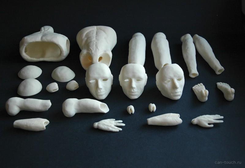 3D-печать: мечты сбываются. Создаем оригинальные bjd-куклы для выставки3D-печать, bjd