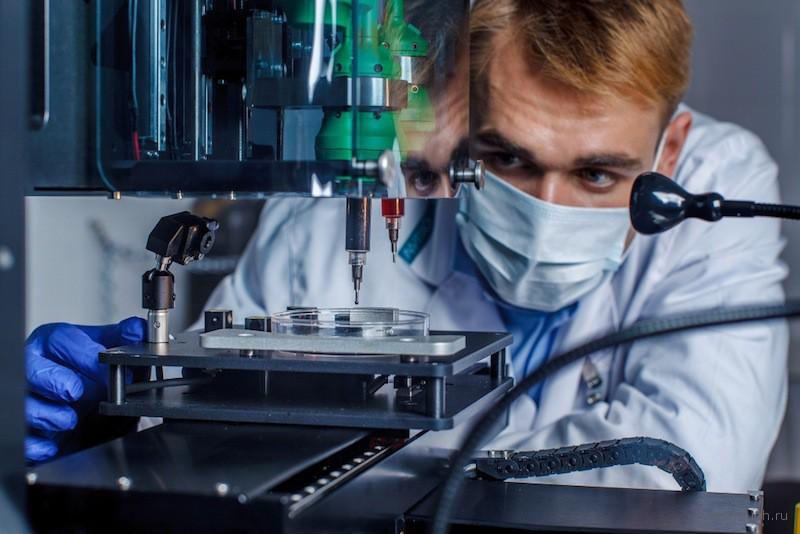 В Испании создали 3D-принтер, который печатает человеческую кожу