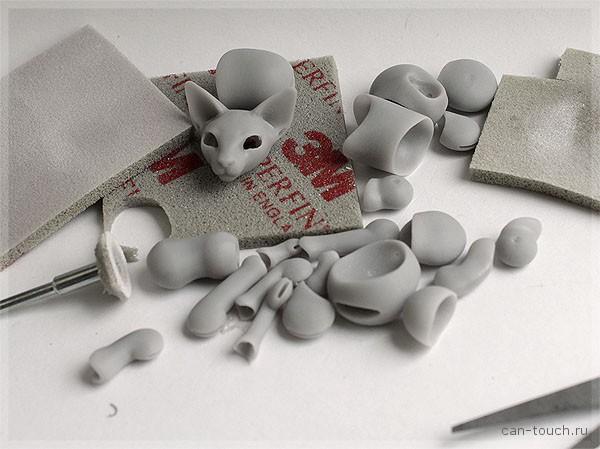 постобработка, 3D-печать, полиамид, PA2200