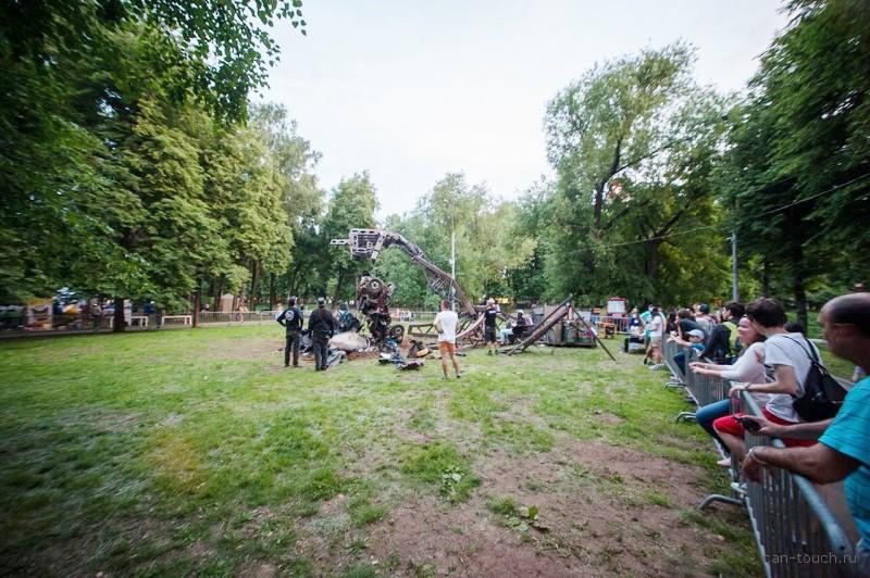 geek picnic, 3d-печать