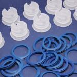 Вакуумное литье в силикон: создаем заглушку для считывателя бесконтактных пропусков