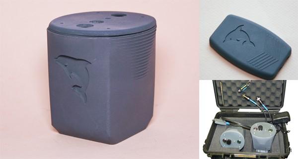 Создание прототипа устройства при помощи 3D-печати и вакуумного литья в силикон