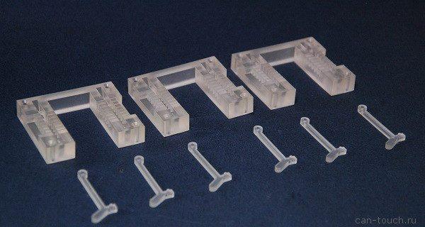 Создаем крепление лазерного диода для печатной платы при помощи 3D-печати