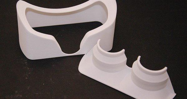 Быстрое прототипирование и 3D-печать: создаем мастер-модель очков виртуальной реальности