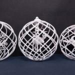 Новогоднее волшебство и 3D-печать: создаем оригинальные елочные шары