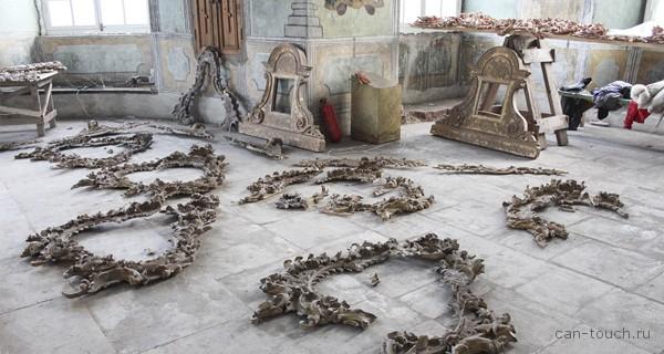 Применение 3D-сканирования в рамках реставрации Успенского собора Тульского кремля
