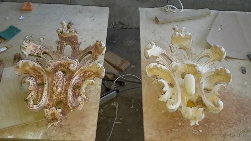 3D-сканирование, реставрация