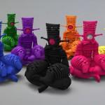 Создание коллекционных игрушек при помощи 3D-печати