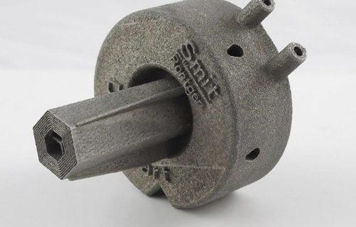 DirectMetal 20: металлический порошок на основе бронзы