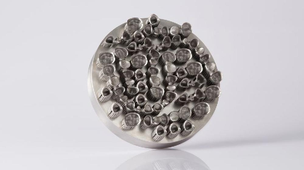 3D-печать металлом: алюминиевый сплав AlSi10Mg, прототипирование, услуги проектирования, 3d-моделирование