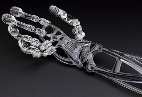Металлическая 3D-печать в протезировании