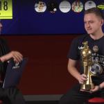 3D-моделирование и 3D-печать кубка для чемпионата FIFA 18 VK CUP