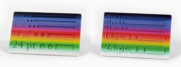 3D печать, Полноцветный песчаник (гипс)