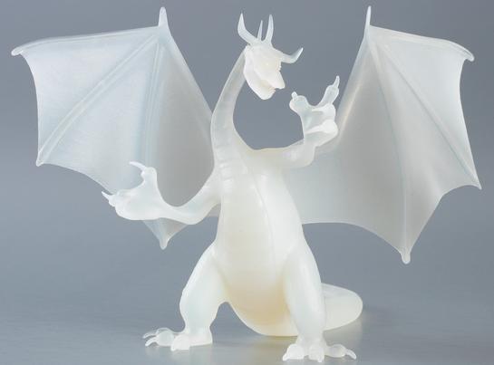 3D печать Полупрозрачный пластик фотополимер