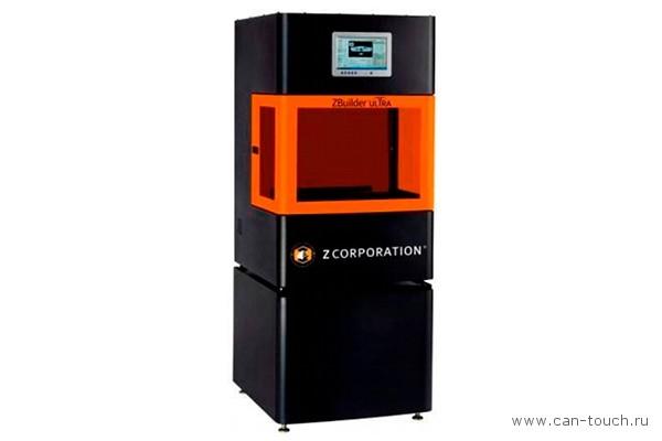 3D принтер z corporation zbuilder ultra can-touch.ru