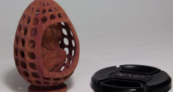 Оригинальный 3D подарок Пасхальное яйцо