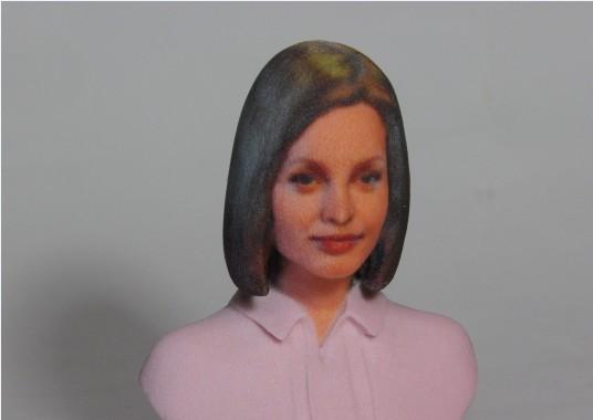 3D печать портрет