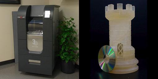 3D печать, mjm