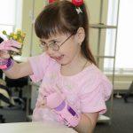 киби, протезы рук, 3D-печать