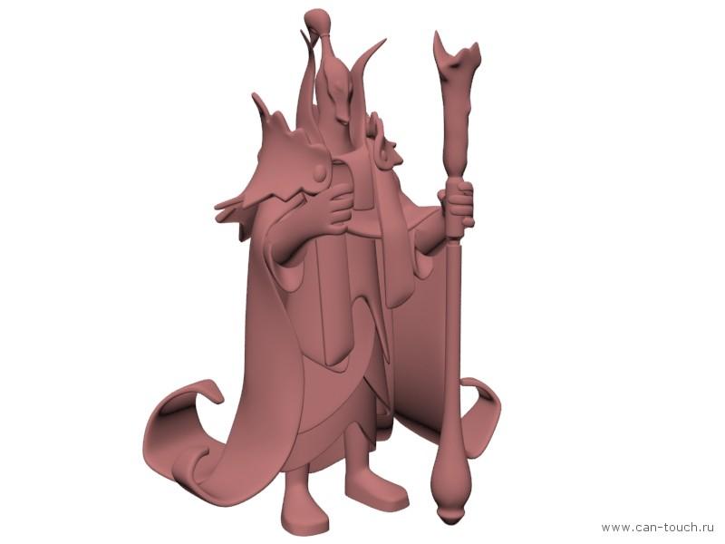 3D фигурка, оригинальный подарок, 3D печать