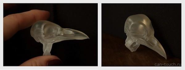 оригинальное украшение, 3D печать