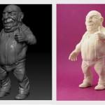 Фигурка старины Хэнка, созданная при помощи 3D-печати, в качестве оригинального подарка