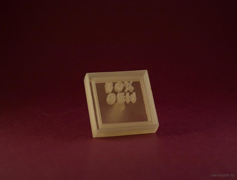 форма для печенья, штамп для печенья, 3D-печать