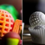 Сладкоежкам на радость: 3D-принтеры печатают конфеты