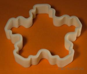 3D-печать, форма для пряников