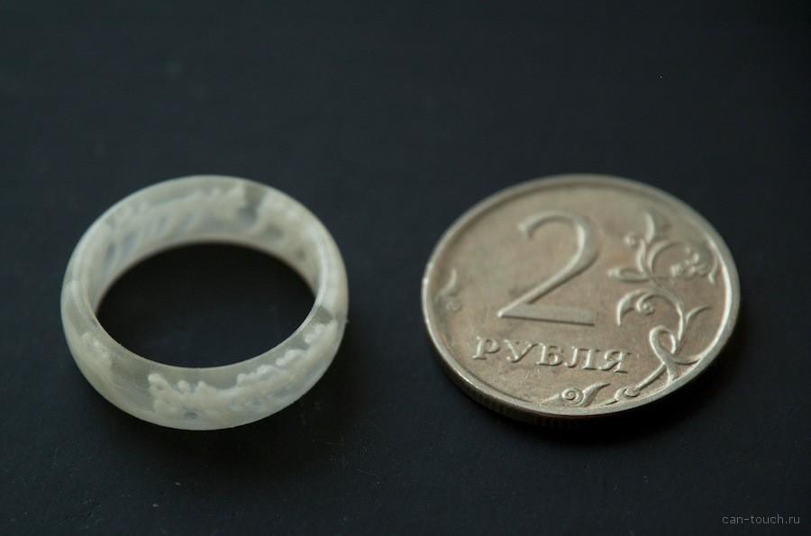 кольцо всевластия, 3D-печать