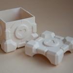 Как сделать оригинальный подарок — музыкальную шкатулку из игры «Portal» — при помощи 3D-печати