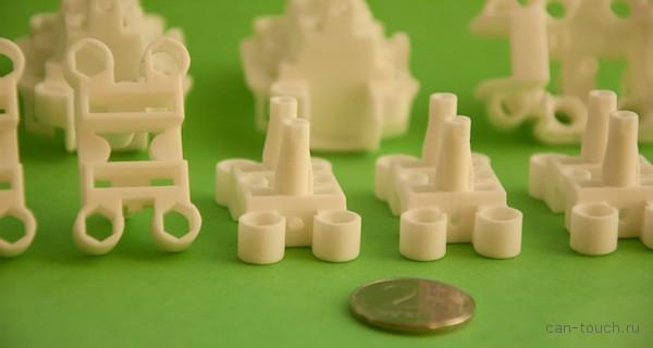 Быстрое прототипирование при помощи 3D-печати: выключатели электроустановочных изделий