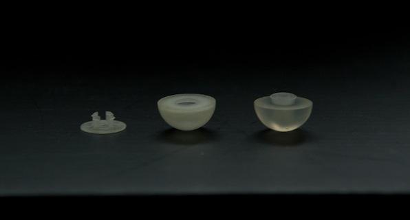 Быстрое прототипирование при помощи 3D-печати: создаем мастер-модели линзы с фиксатором