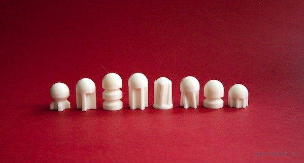 Создание прототипов пуль при помощи технологий 3D-печати