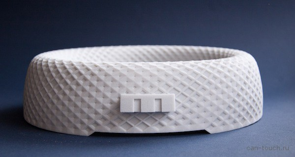 Создание макета здания при помощи 3D-печати