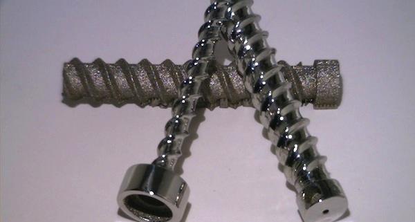 3D-печать металлом: Нержавеющая сталь StainlessSteel PH1, прототипирование, услуги проектирования, 3d-моделирование