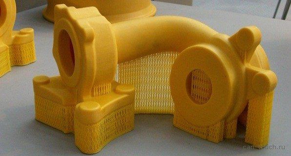 LS600 или желтый фотополимер