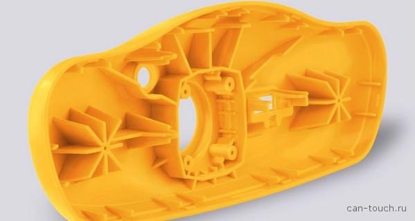 dlp, LS600, 3d-печать, EnvisionTEC's ULTRA 3SP
