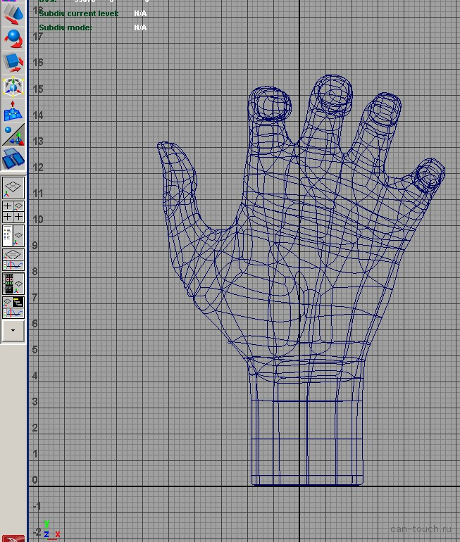 3D-моделирование, 3D-печать, maya, collada