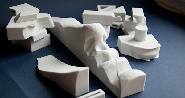 Применение 3D-печати для выпускного проекта в Британской высшей школе дизайна