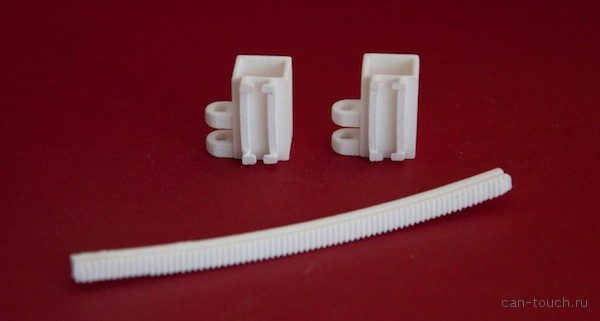 Быстрое прототипирование при помощи 3D-печати: все для космоса