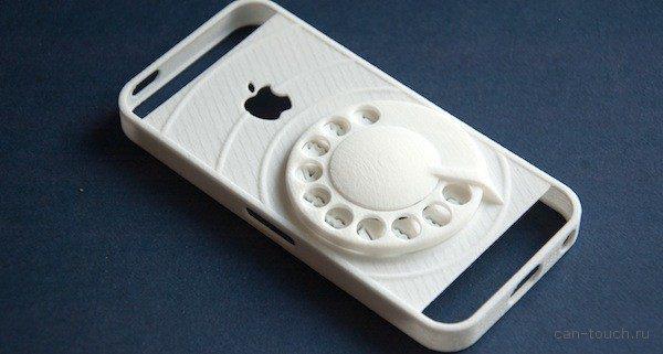 Создаем необычный чехол для iPhone, используя 3D-печать